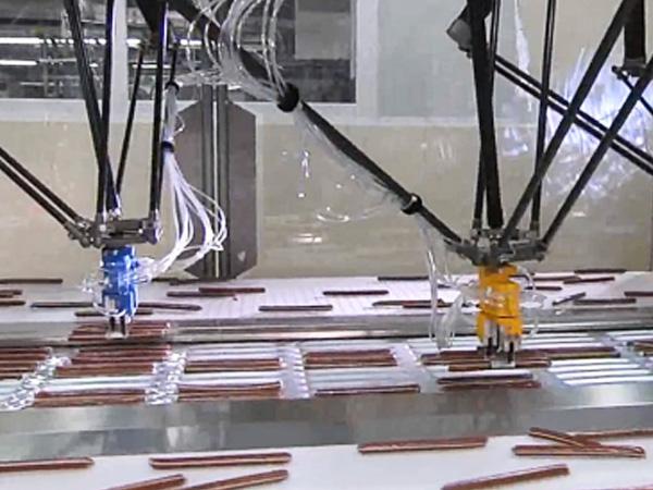 机器人分炼