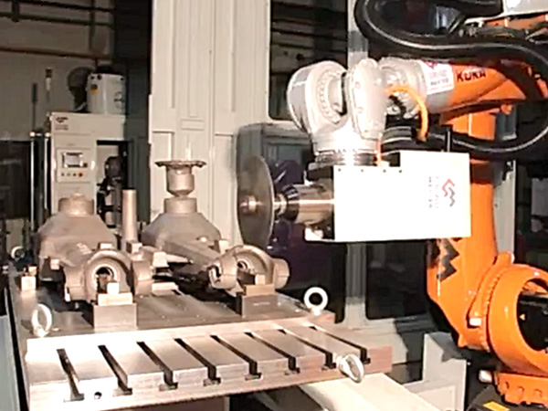 变位打磨专用机器人