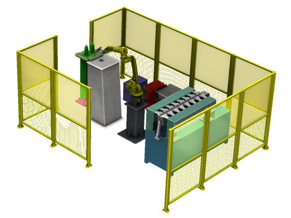 电容器箱壳项目数模