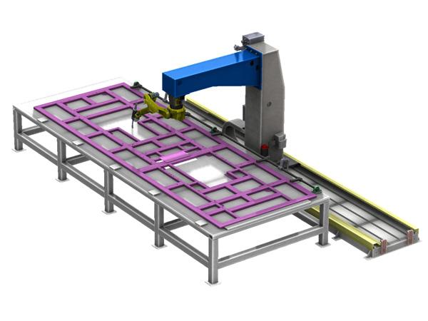 不锈钢平台项目数模