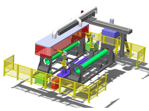 高压壳体项目数模