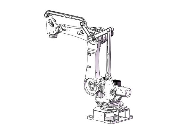 120kg四轴码垛机器人